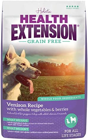 Health Extension Grain Free Dry Dog Food