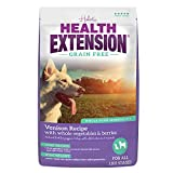 Health Extension Grain Free Dry Dog Food - Venison...