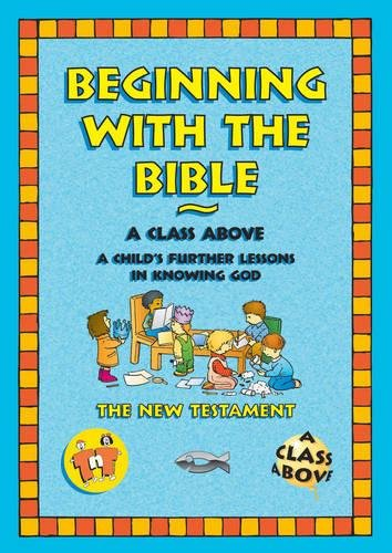 Download Beginning With the Bible: The New Testament (On The Way (2-3's)) pdf