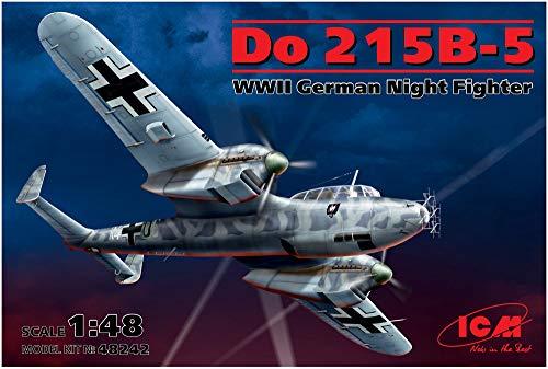 Night Fighter Kit - ICM Models Do 215 B-5 WWII German Night Fighter Kit