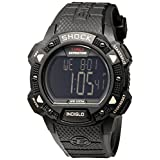 Timex Men's T49896 Expedition Digital Shock CAT Black Resin Strap Watch