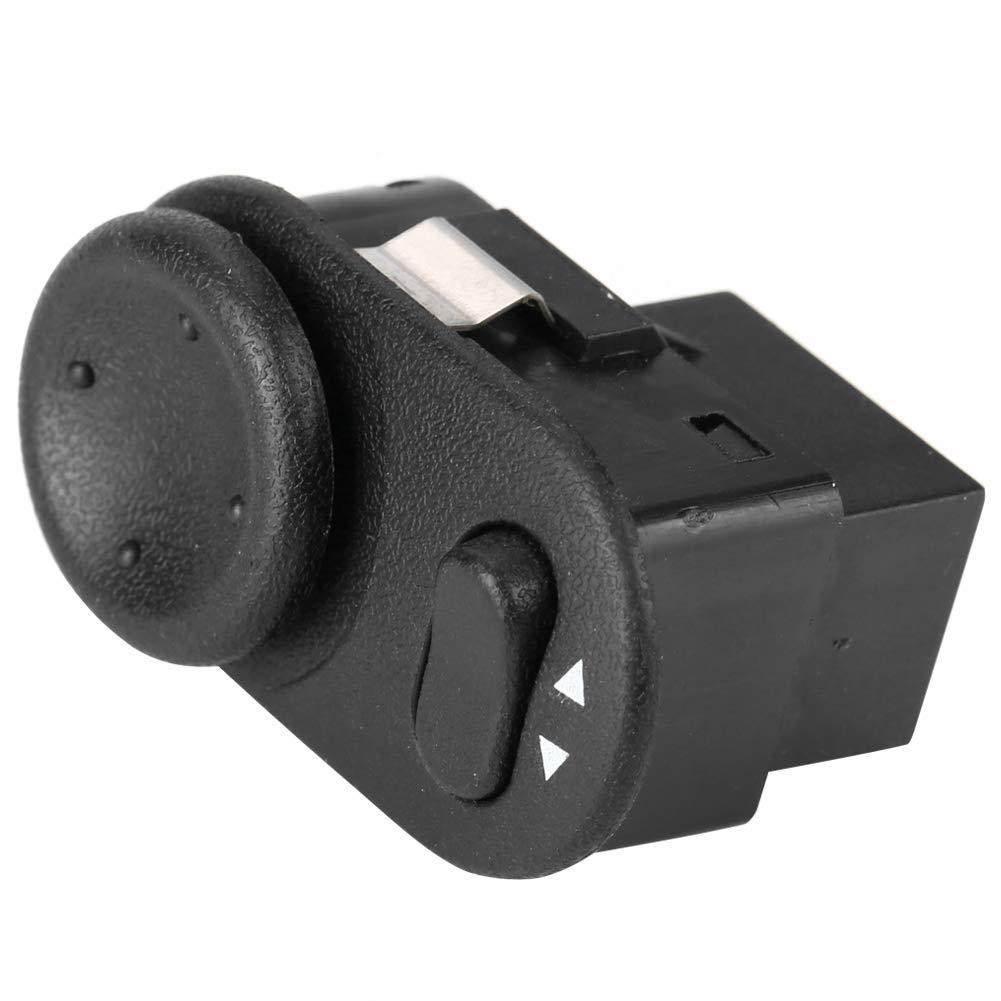 Interruptor de espejo retrovisor del coche posterior del espejo Retrovisor Interruptor Ajuste la perilla de control 9226861