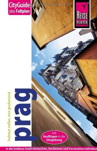 Reise Know-How CityGuide Prag: Reiseführer mit Faltplan