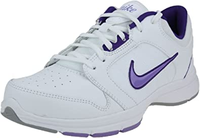 Nike STEADY IX Sneaker running women Trainer white 525739 100, pointure:eur 38: Amazon.es: Zapatos y complementos