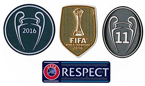 Champions League Patch - 6