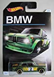 HOT WHEELS EXCLUSIVE BMW SERIES GREEN BMW 2002 4/8