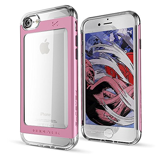 iPhone 7 Case, Ghostek Cloak 2 Series for Apple iPhone 7 Slim Protective Armor Case Cover (Pink)