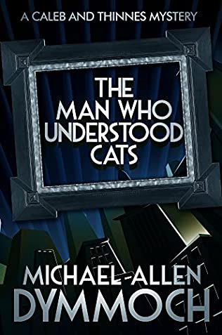 book cover of The Man Who Understood Cats