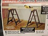 Kingcraft Twin Pack Sawhorses