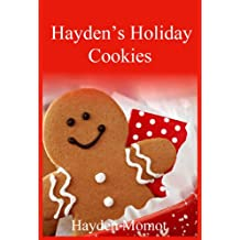 Hayden's Holiday Cookies