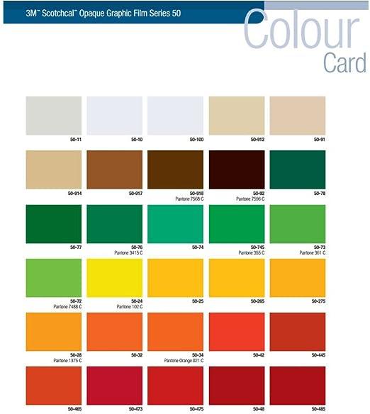 Rollo de lámina de vinilo para Cricut, Silhouette Cameo, manualidades y cortadores de carteles, color azul marino 88 Scotchcal 50 de 3 m: Amazon.es: Juguetes y juegos