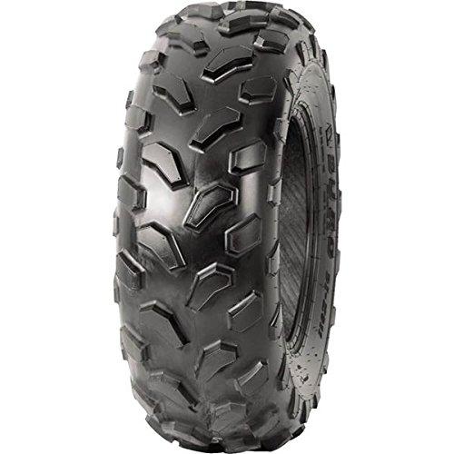 Duro DI-K911, KT191 Tire-Front, Black, 25X8X12, 4-Ply