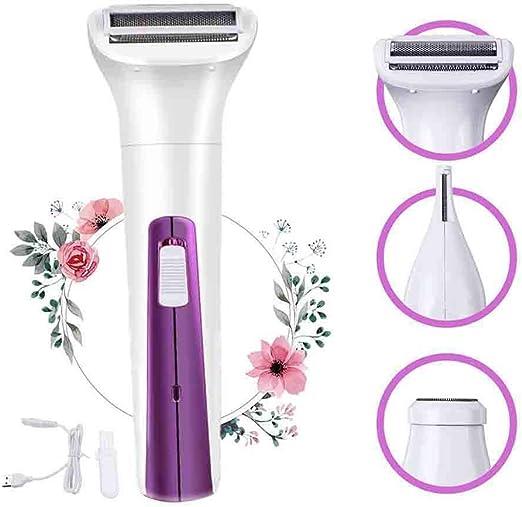 Belle Kit de Recortadora de afeitadora eléctrica 3 en 1 ...