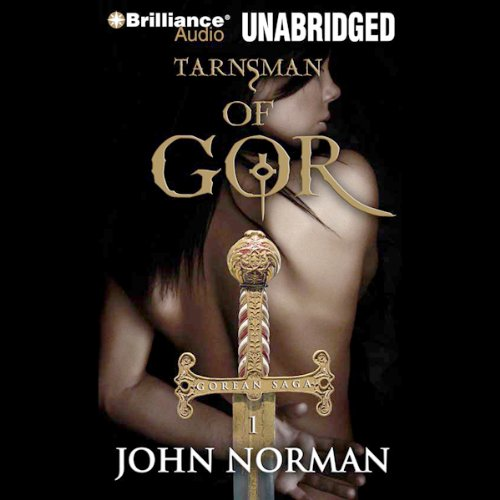 Tarnsman of Gor Audiobook [Free Download by Trial] thumbnail