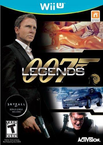 007 Legends Wii U (Bond 007 Legends)