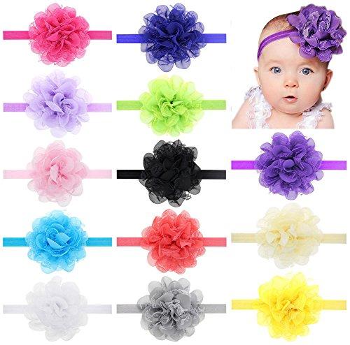 Toptim Elastic Headbands Photographic Accessories