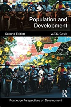 Book Population and Development (Routledge Perspectives on Development) by W.T.S. Gould (2015-05-07)