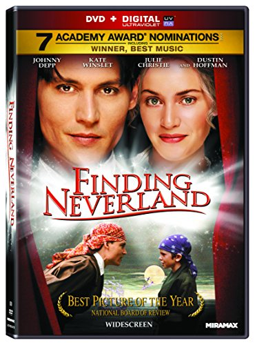 finding neverland movie review Emotional jm barrie biopic has some mature themes read common sense media's finding neverland review, age rating, and parents guide.