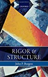 img - for Rigor and Structure book / textbook / text book