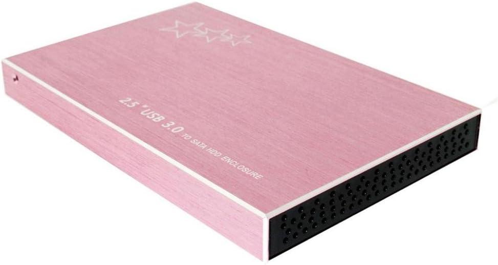 carcasa para súper velocidad USB 3.0 a 2.5 pulgadas SATA HDD ...