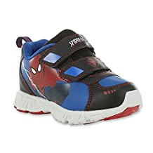 Marvel Spider-Man Toddler Boy's Blue Red Black Sneaker