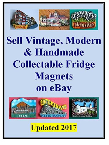 Sell Vintage, Modern  & Handmade  Collectable Fridge Magnets  on eBay (Collectible Magnet)