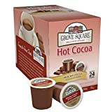 Grove Square Hot Cocoa, Mocha Cocoa, 24 Single Serve Cups