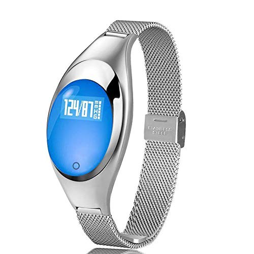 SODIAL Z18 Smart Watch Bracelet Blood Pressure tester Heart