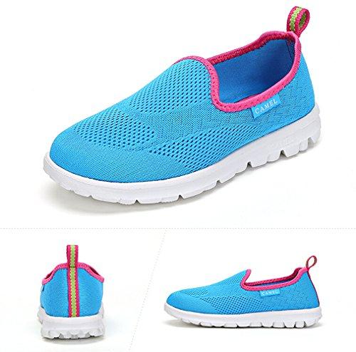 Camel Womens Lightweight Breathable Mesh Shoes Color Blue Size 39 M EU jm1Ofwt