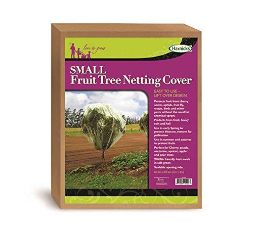 Tierra Garden 50-3530 Haxnicks 6.6' x 6.6' Fruit Tree Cover by Tierra Garden