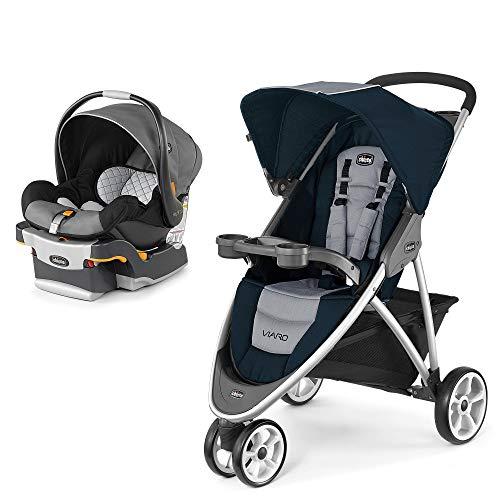 Chicco KeyFit 30 Rear Facing Newborn Infant Safety Car Seat