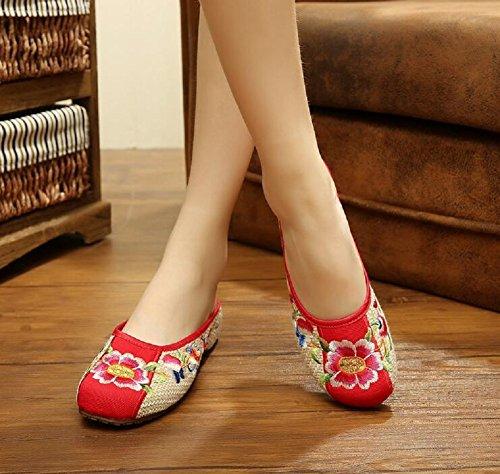 Lazutom , Chaussons pour femme multicolore multicolore