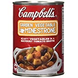 Campbell's Garden Vegetable Minestrone Soup, 540 ml