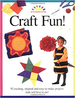 Craft fun art and activities for kids north light for Amazon arts and crafts for kids