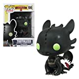 Funko How To Train Your Dragon 2 Toothless Pop Vinyl Figure