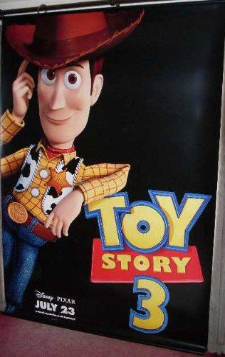3 Coleccionable de Toy Story: Woody Cinema cartel: Amazon.es ...