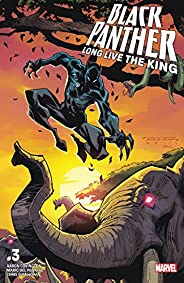 Black Panther: Long Live The King (2017-2018) #3 (of 6) (English Edition)