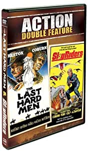 Action Double Feature: The Last Hard Men / Sky Riders