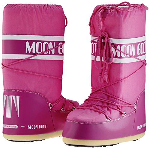 Moon Moon Boot Nylon Nylon Stivali Invernali Unisex r8Xra