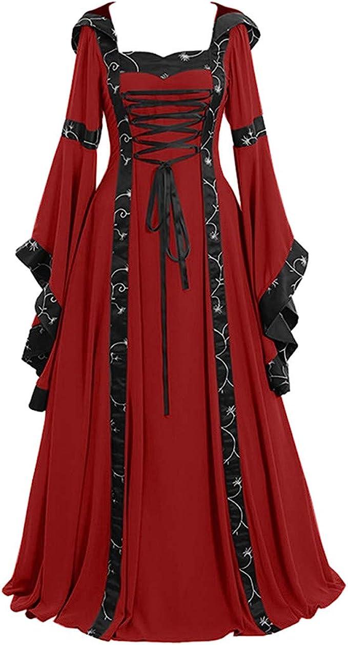 Amazon Com Queenbb Women S Maria Olive Green Copper Victorian