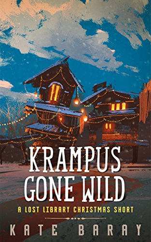 Krampus Gone Wild: A Lost Library Christmas Short