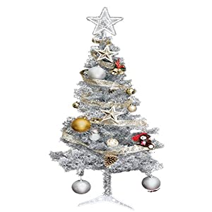 Hub Special, 7ft Artificial Christmas Tree W/ Stand, 906 Tips Full Tree 6