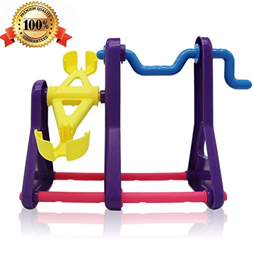 Freefa Interactive Monkey And Squirrel Pet Pet Toy Climbing Seesaw Playset  Not Fingerling