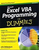 Excel VBA Programming For Dummies, 2nd Edition Front Cover
