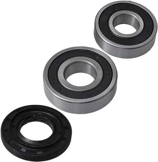 RDEXP - Juego de Juntas y rodamientos de Metal Plateado para ...