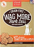 Cheap Cloud Star Wag More Bark Less Peanut Butter And Apple Oven Baked Grain-Free Biscuits – 14 Ounces