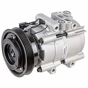 Amazon.com: AC Compressor & A/C Clutch For Hyundai Sonata ...