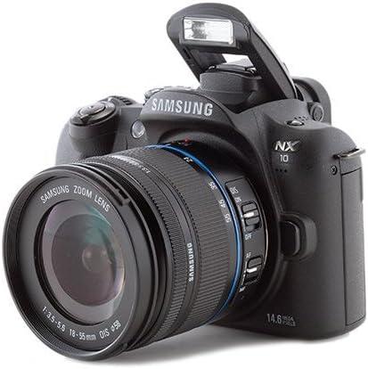 Samsung NX10 Prosumer - Cámara Digital (14,6 MP, SD/SDHC, Solo ...