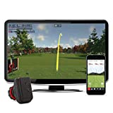 Rapsodo R-Motion and The Golf Club Simulator and