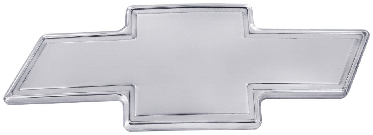 Pack of 10 All Sales 96042P-10 Grille Emblem,